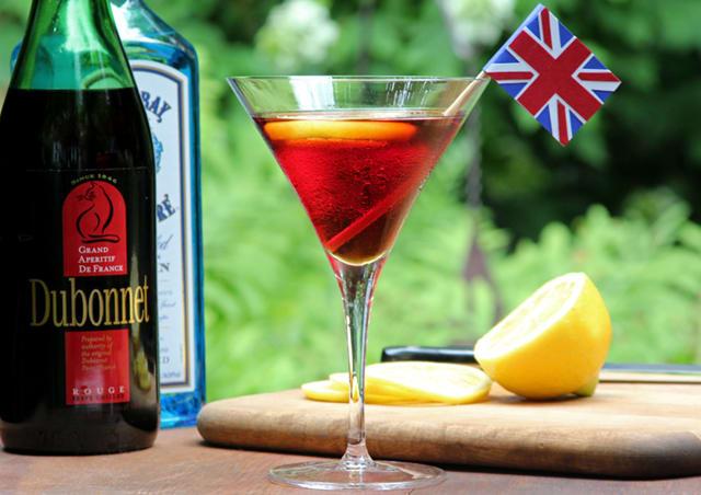 The Doubonnet là một loại cocktail nổi tiếng của Anh