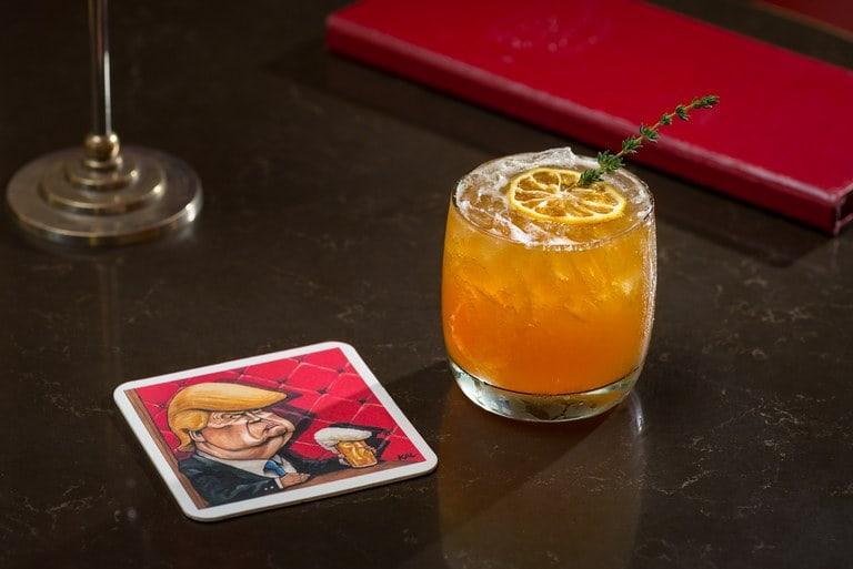 David Washingtonian là một loại cocktail nổi tiếng của Washington DC, Mỹ