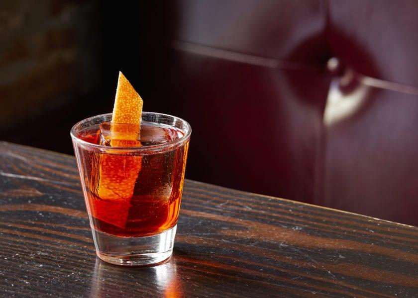 Negroni Zimbabwe là một loại cocktail nổi tiếng của Zimbabwe