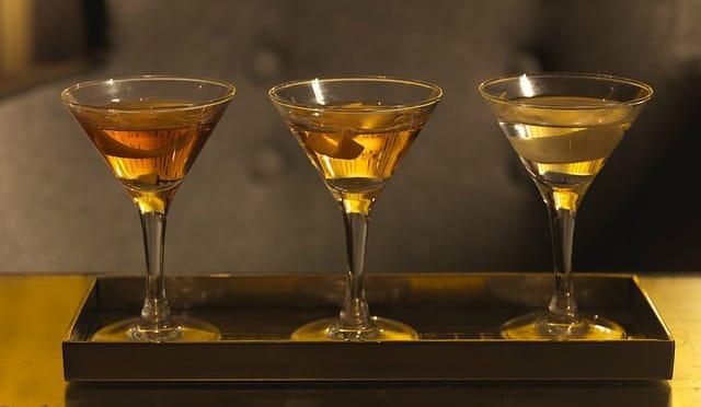 Puszta là một loại cocktail nổi tiếng của hungary