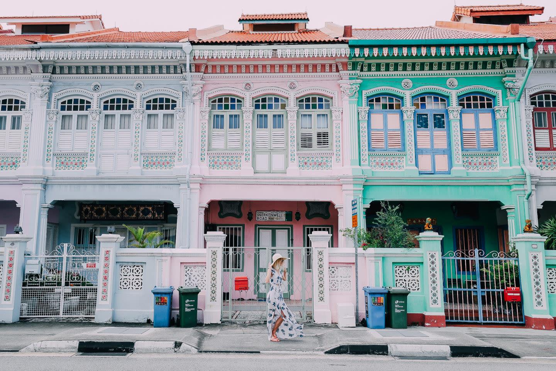 joo chiat là một trong những khu văn hóa mới ở singapore