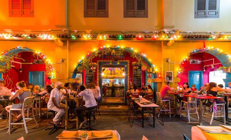 kapong glam là một trong 5 khu văn hóa mới ở singapore