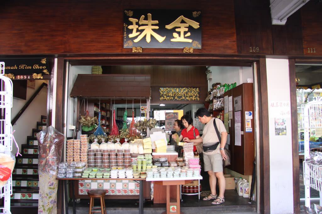 joo chiat là khu văn hóa mới ở singapore nên đến