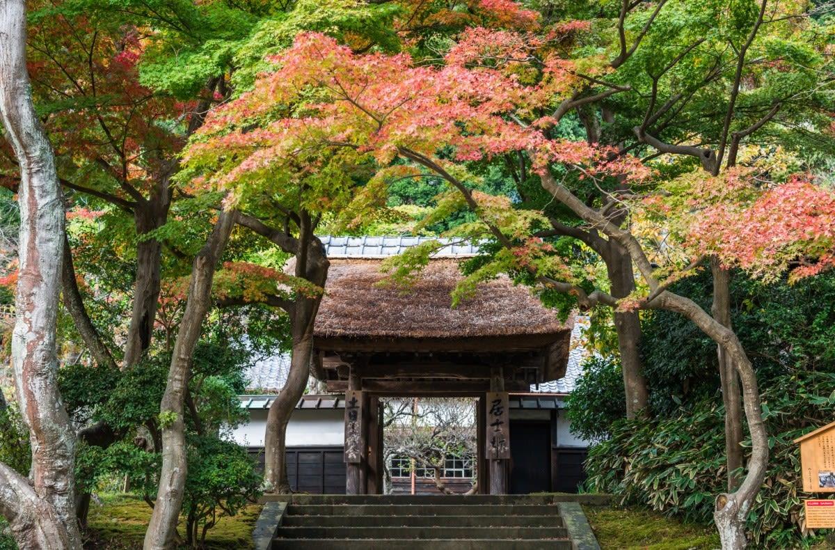 Đền Engakuji