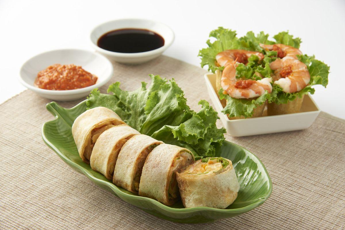 Popiah là món ăn vặt singapore vừa ngon vừa rẻ