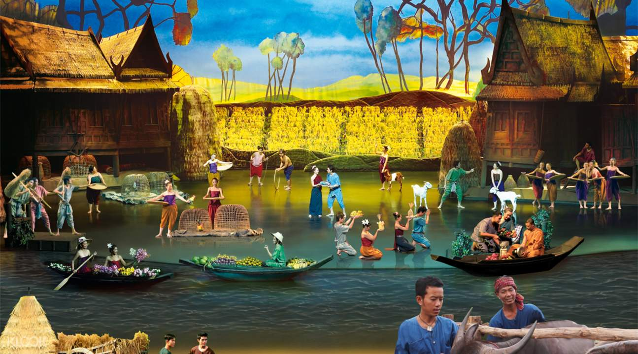 7 tuyệt chiêu chiến đấu lễ hội té nước Songkran 4