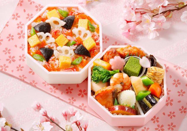 ăn hanami bento khi đi lễ hội hoa anh đào nhật bản