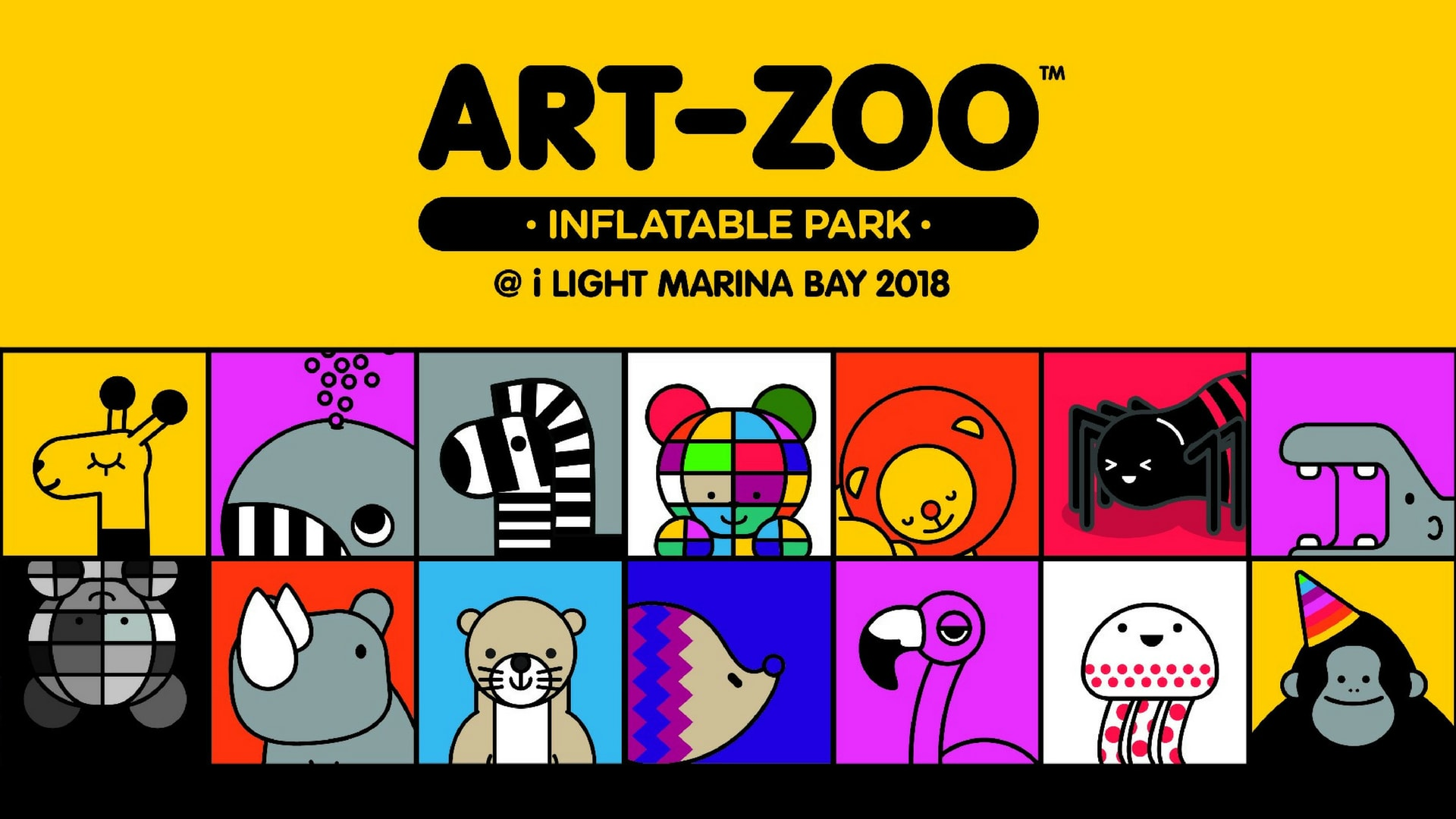 Vé art zoo singapore