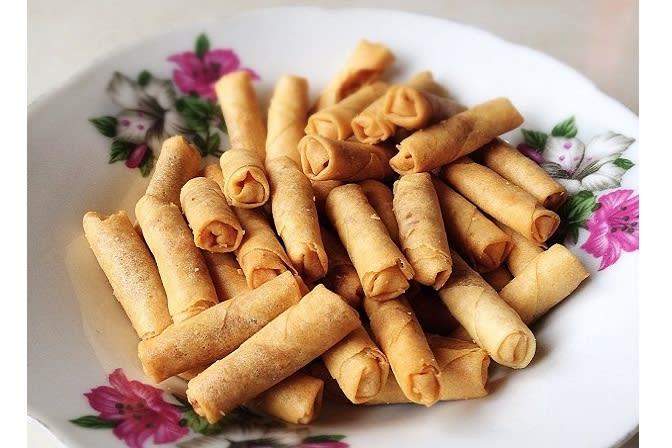 chả giò tai sun là một món ăn vặt khoái ở singapore