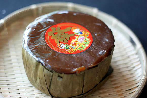 bánh gạo nếp dẻo là một món ăn vặt khoái ở singapore