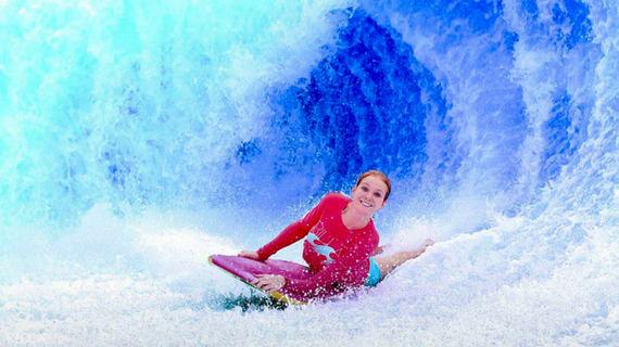 wave house là một trò chơi ở sentosa