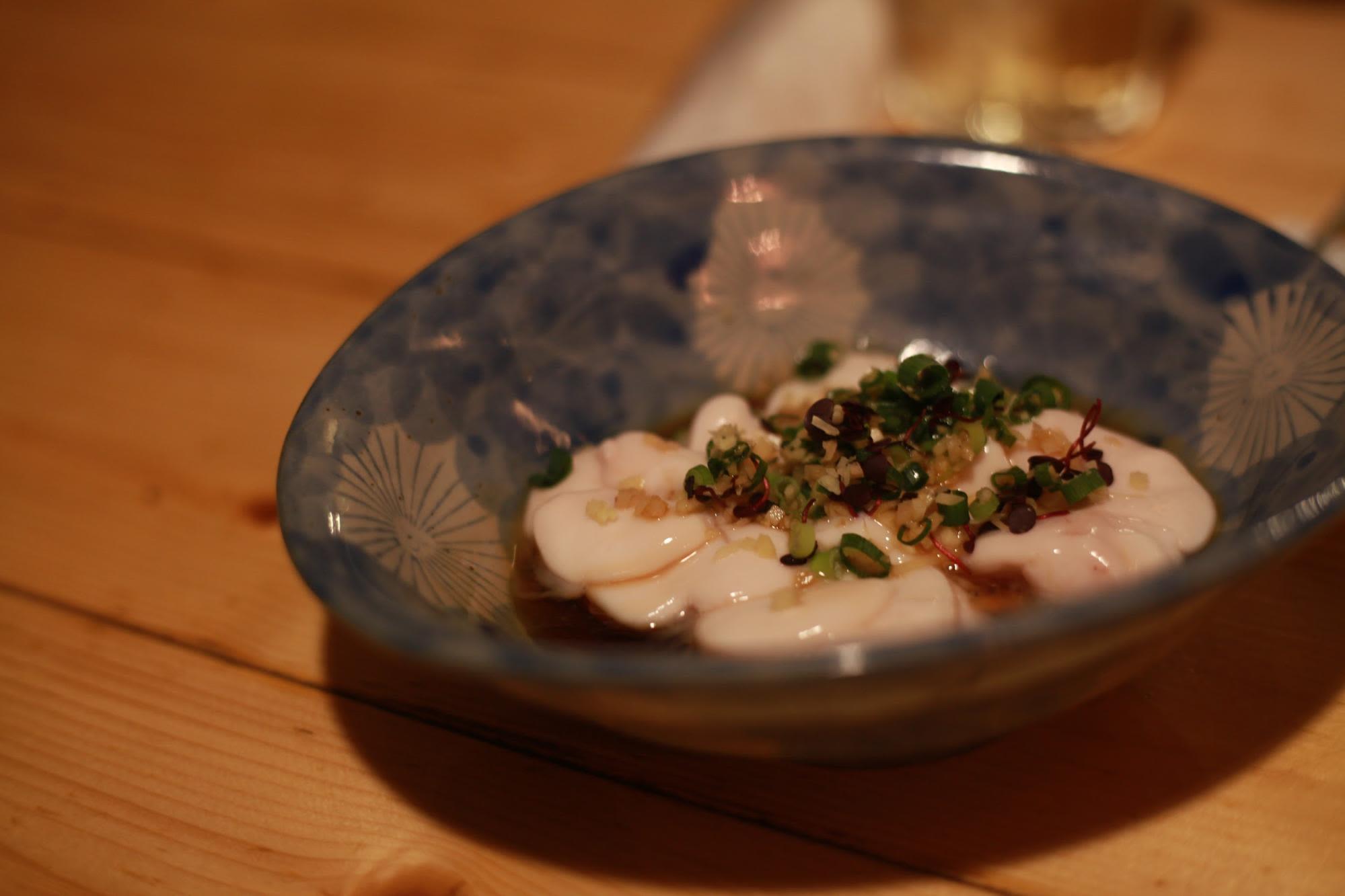 thưởng thức món ăn có hương vị rất lạ của ẩm thực hokkaido
