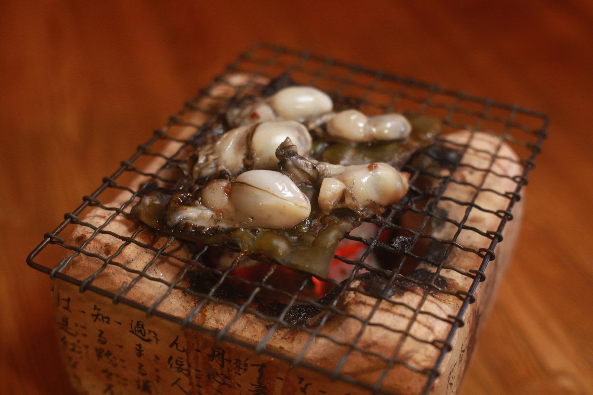 món nướng cũng là một nét đặc sắc của ẩm thực hokkaido