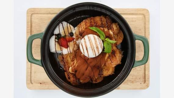 những món ăn hong kong tại kaifong cafe rất đặc biệt