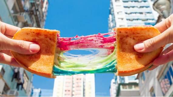 bánh kala là một món ăn hong kong rất đẹp