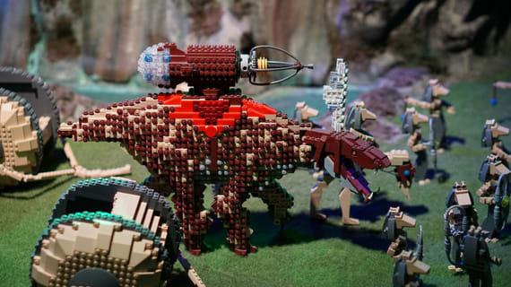 Mini Land chủ đề Star Wars legoland