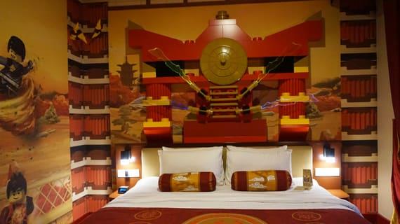 Legoland Hotel ở Malaysia