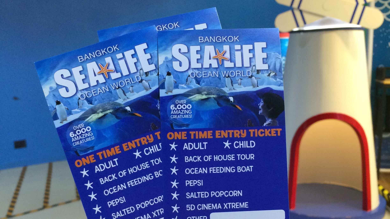 Bí kíp khám phá thuỷ cung SEA Life Bangkok Ocean World 4
