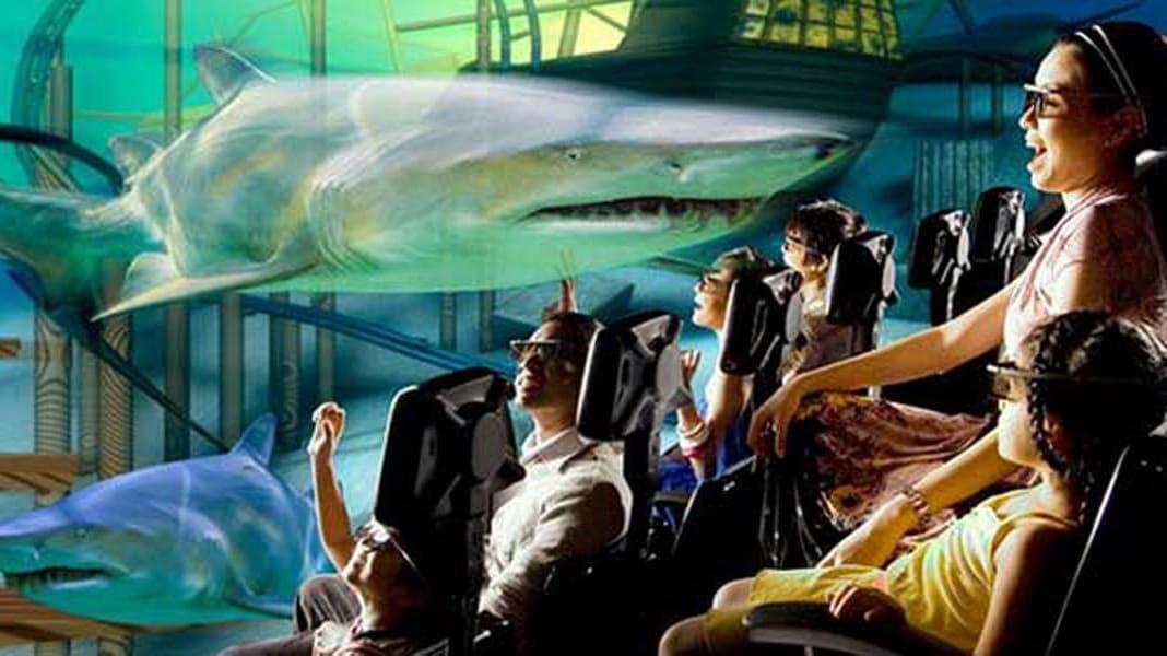 Bí kíp khám phá thuỷ cung SEA Life Bangkok Ocean World 23