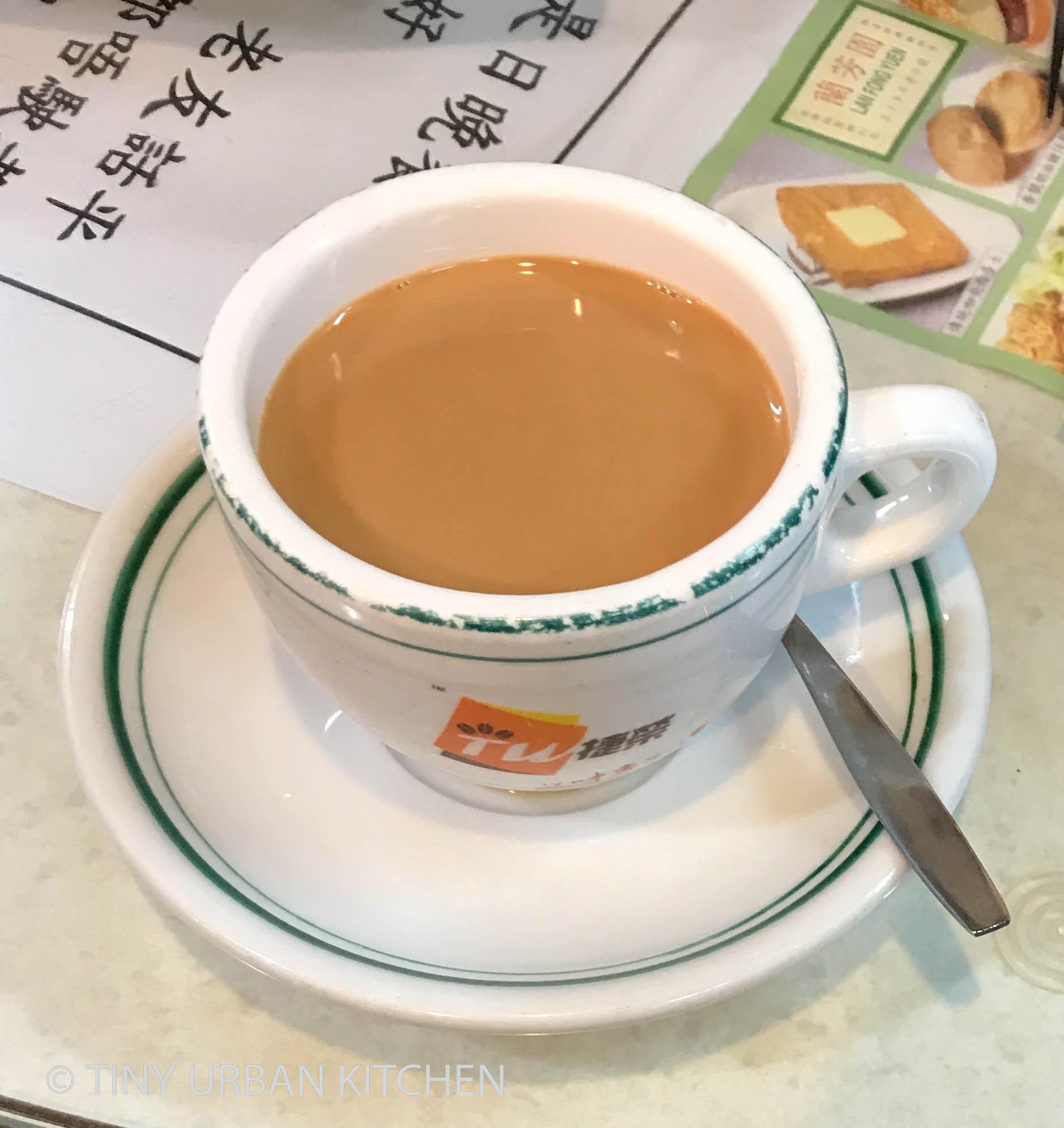 Lan Fong Yuen Hong Kong
