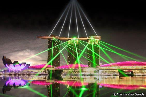 xem nhạc nước wonder full trong lịch trình đi singapore dịp 30/4 cho gia đình