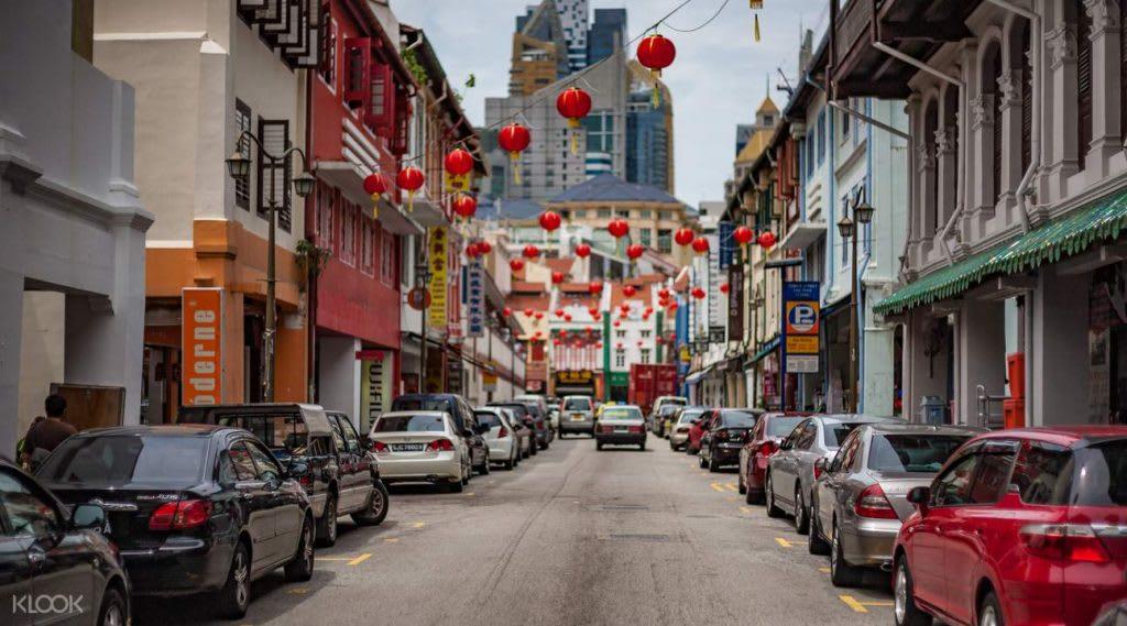 khám phá china town trong lịch trình đi singapore dịp 30/4 cho nhóm bạn