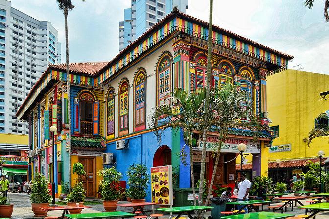 khám phá little india trong lịch trình đi singapore dịp 30/4 cho nhóm bạn