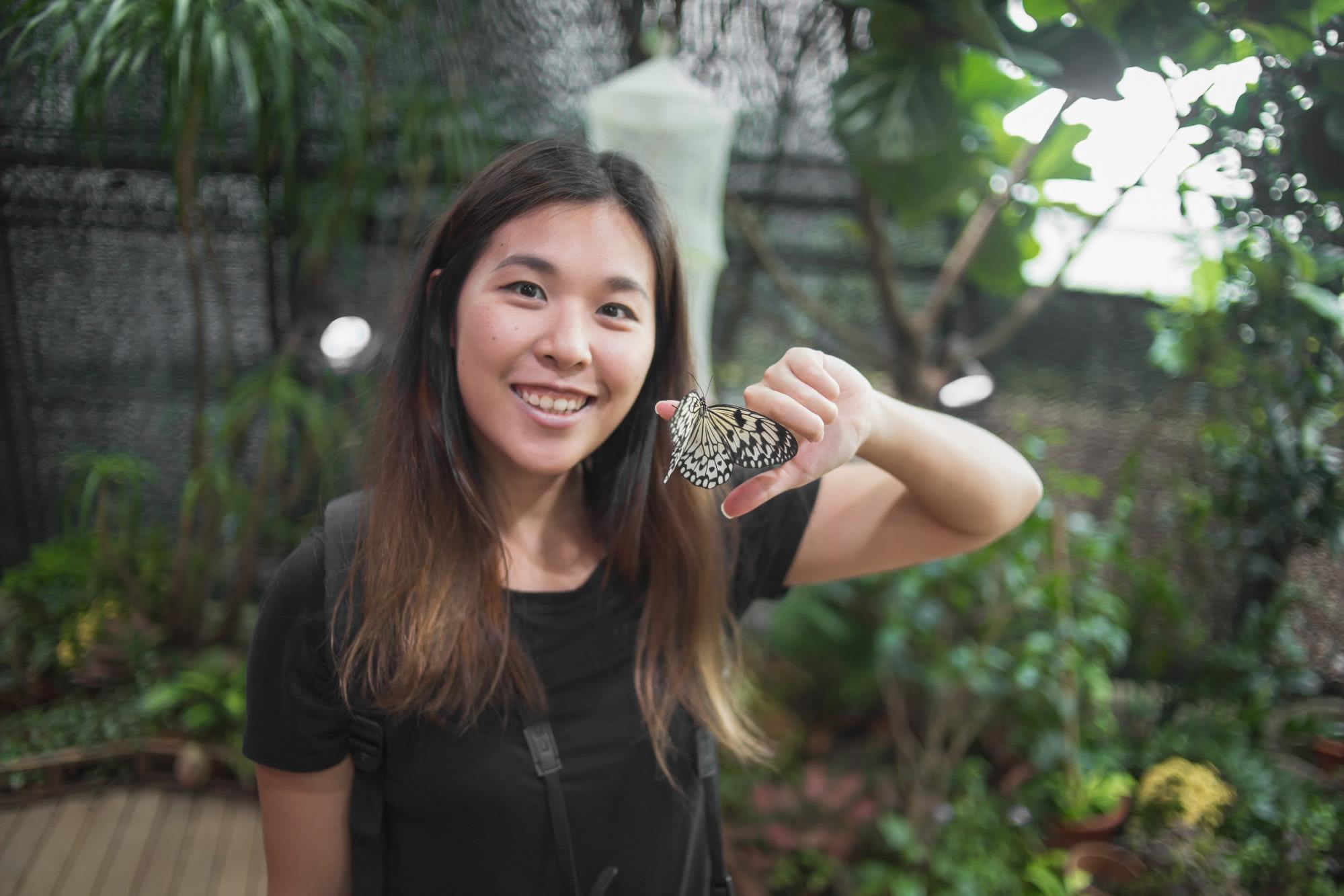 thăm science centre, phía tây singapore