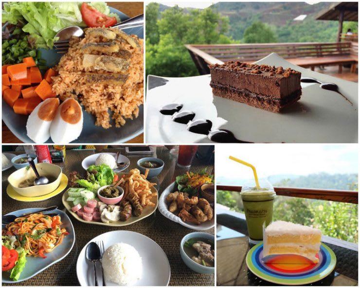 ăn uống ở Baan Mon Muan là một trong những bí kíp du lịch Chiang Mai tiết kiệm