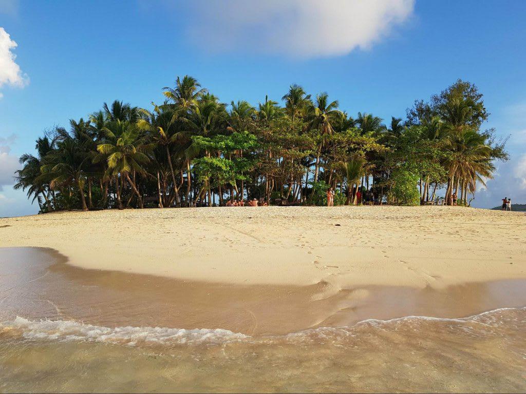 siargao là một bãi biển đẹp ở philippines
