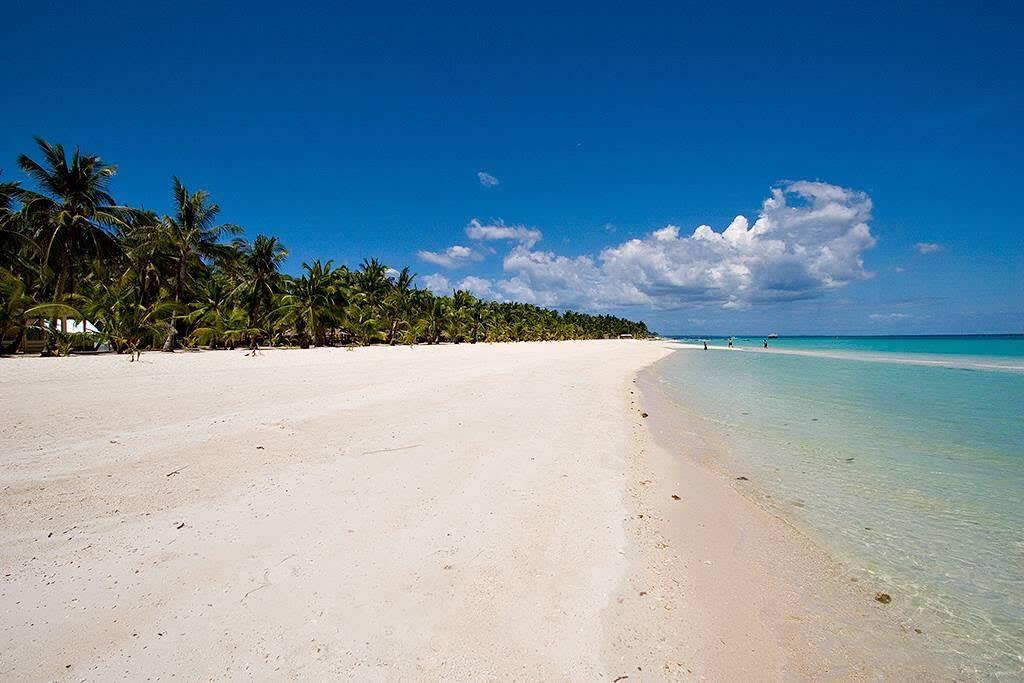 bantayan beach là một trong những bãi biển đẹp ở philippines