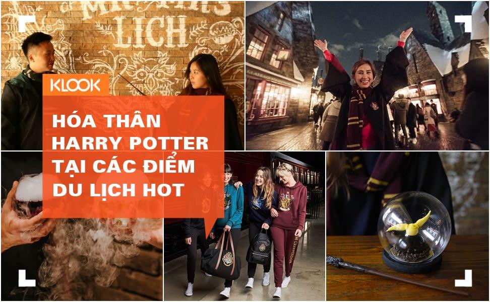 Trở thành Harry Potter trong thế giới Muggle tại các điểm du lịch HOT nhất hè này 1