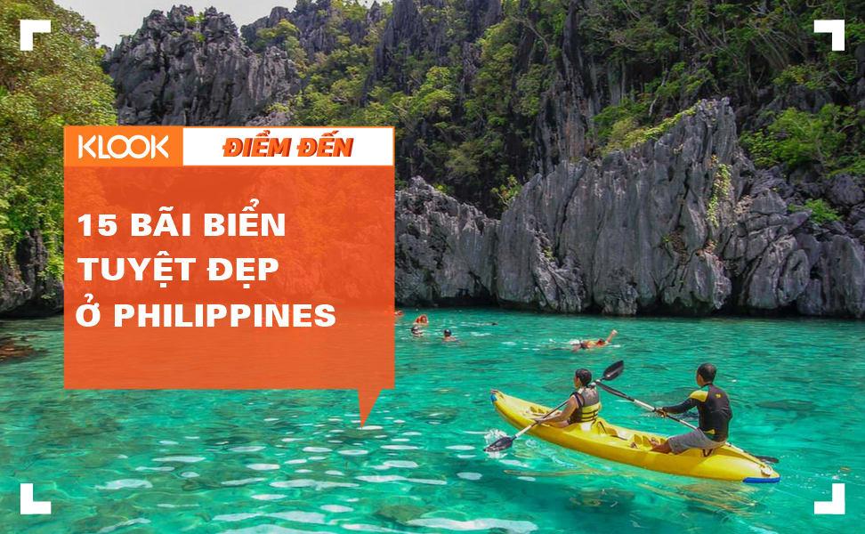 15 bãi biển phải-đến-một-lần-trong-đời ở Philippines 1