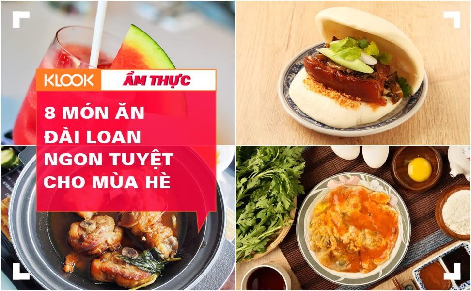 8 món ăn Đài Loan ngon tuyệt cho mùa hè 1