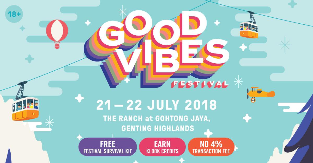 good vibes festival 2018