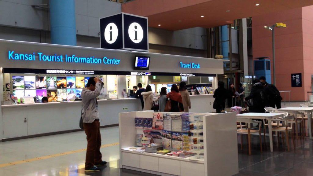 nơi mua thẻ vận chuyển ở khu vực osaka: kansai thru pass