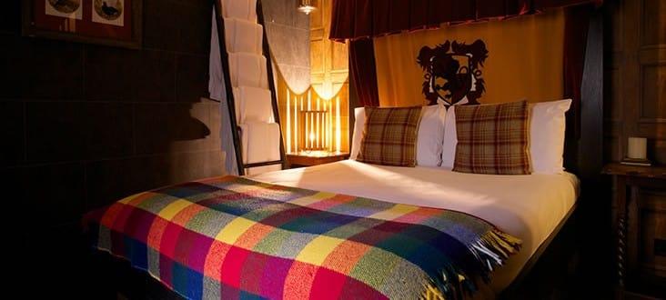 ghé khách sạ georgian house hotel, một nơi du lịch harry potter nổi tiếng