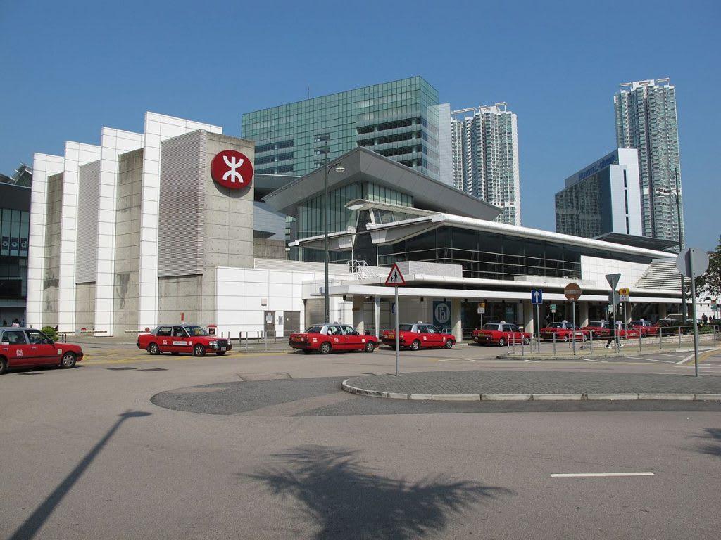 ga tung chung là nơi bắt đầu hành trình khám phá ngong ping 360