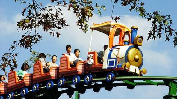Racing Coaster Everland