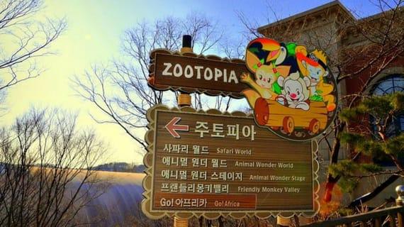 Zootopia Everland