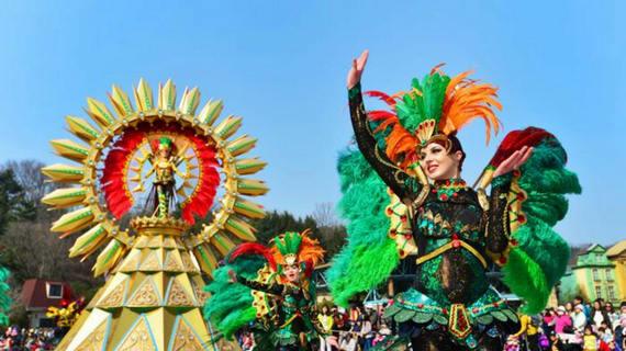 Diễu hành Everland