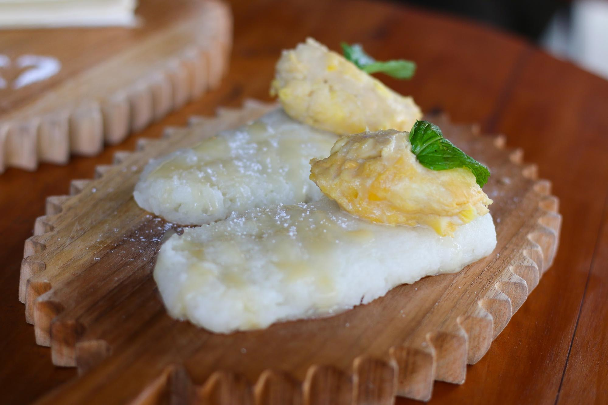 xôi sầu riêng tại double durian singapore