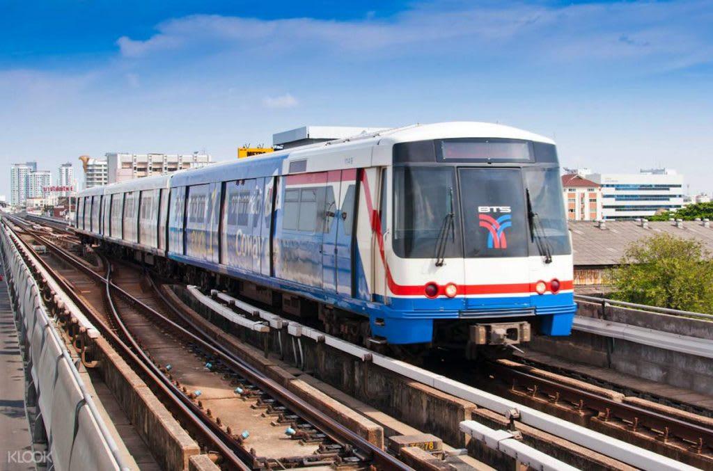 hệ thống tàu điện của Bangkok: BTS Skytrain silom line