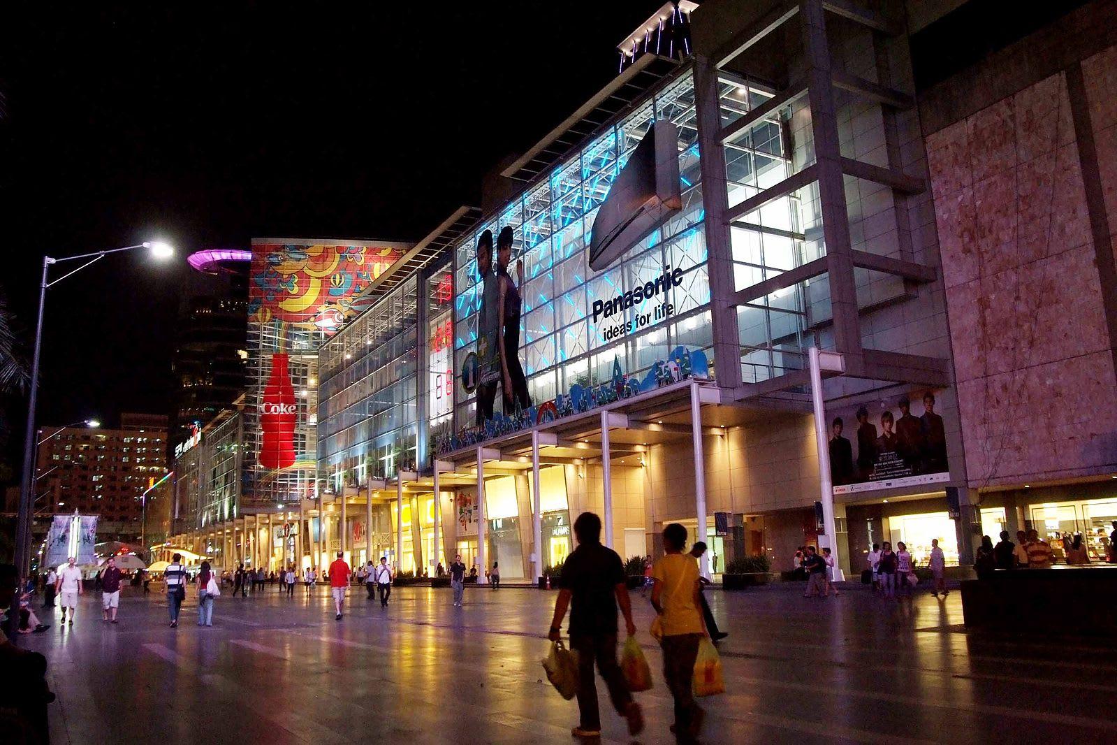 mua sắm tại thái lan: central world