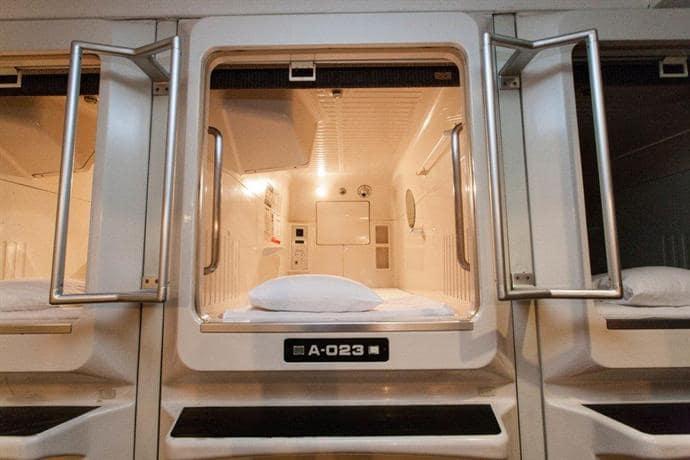 asahi plaza shínaibashi là phương án thay thế airbnb ở nhật bản
