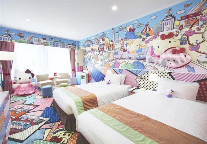 keio plaza hotel là phương án thay thế airbnb ở nhật bản