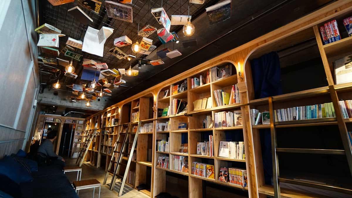 book and bed tokyo là phương án thay thế airbnb ở nhật bản