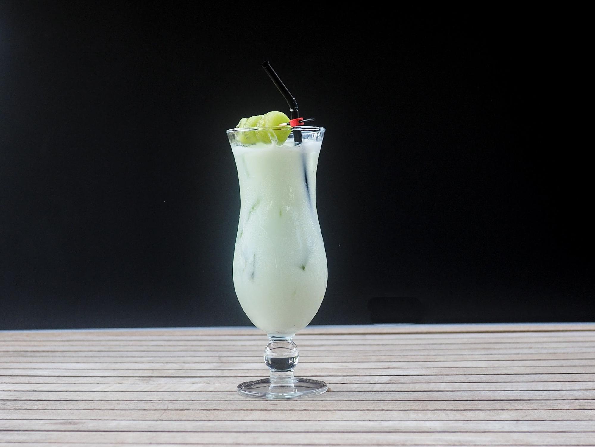 cocktail tại propeller bar: touch my heart