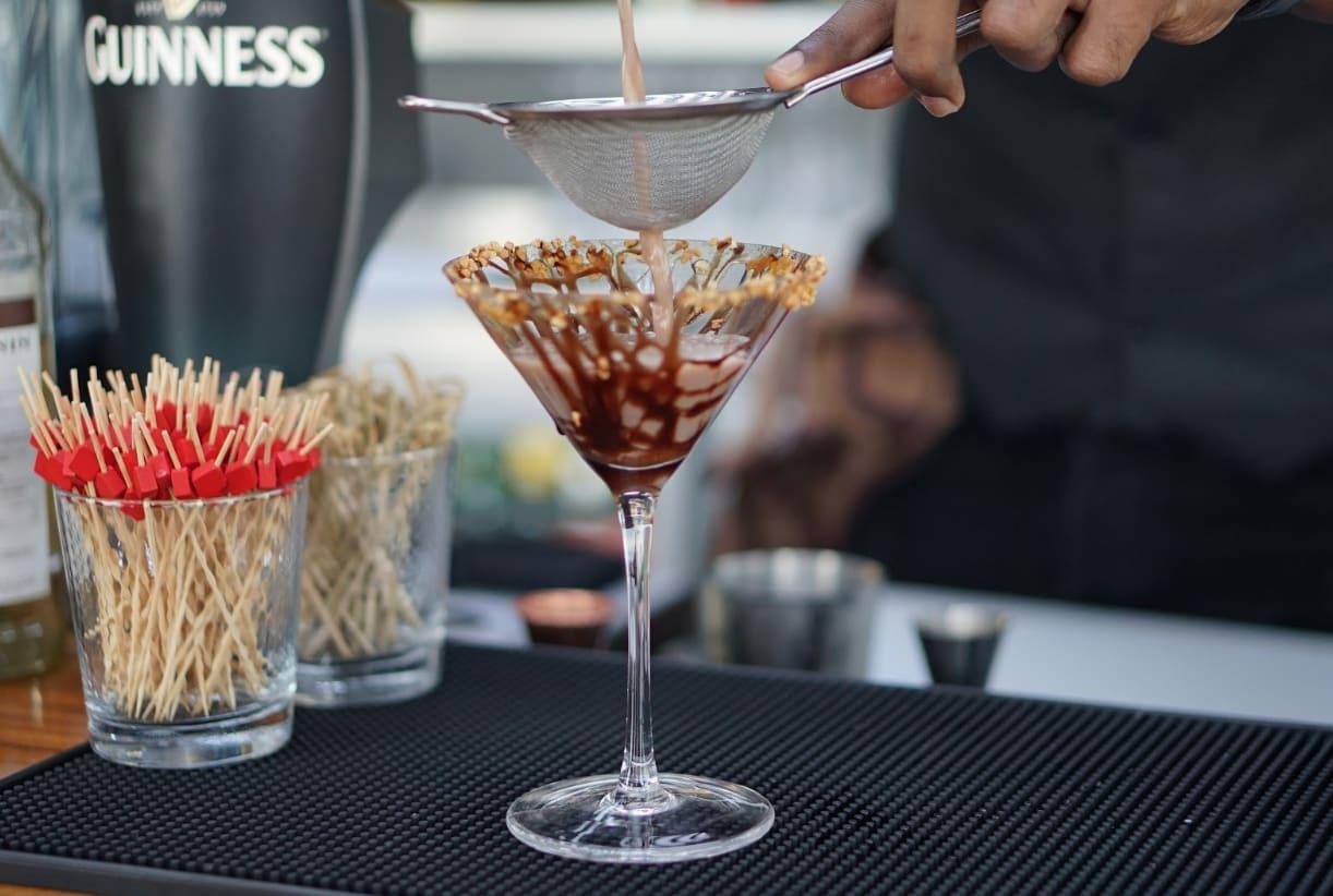 cocktail tại propeller bar: meiji shrine