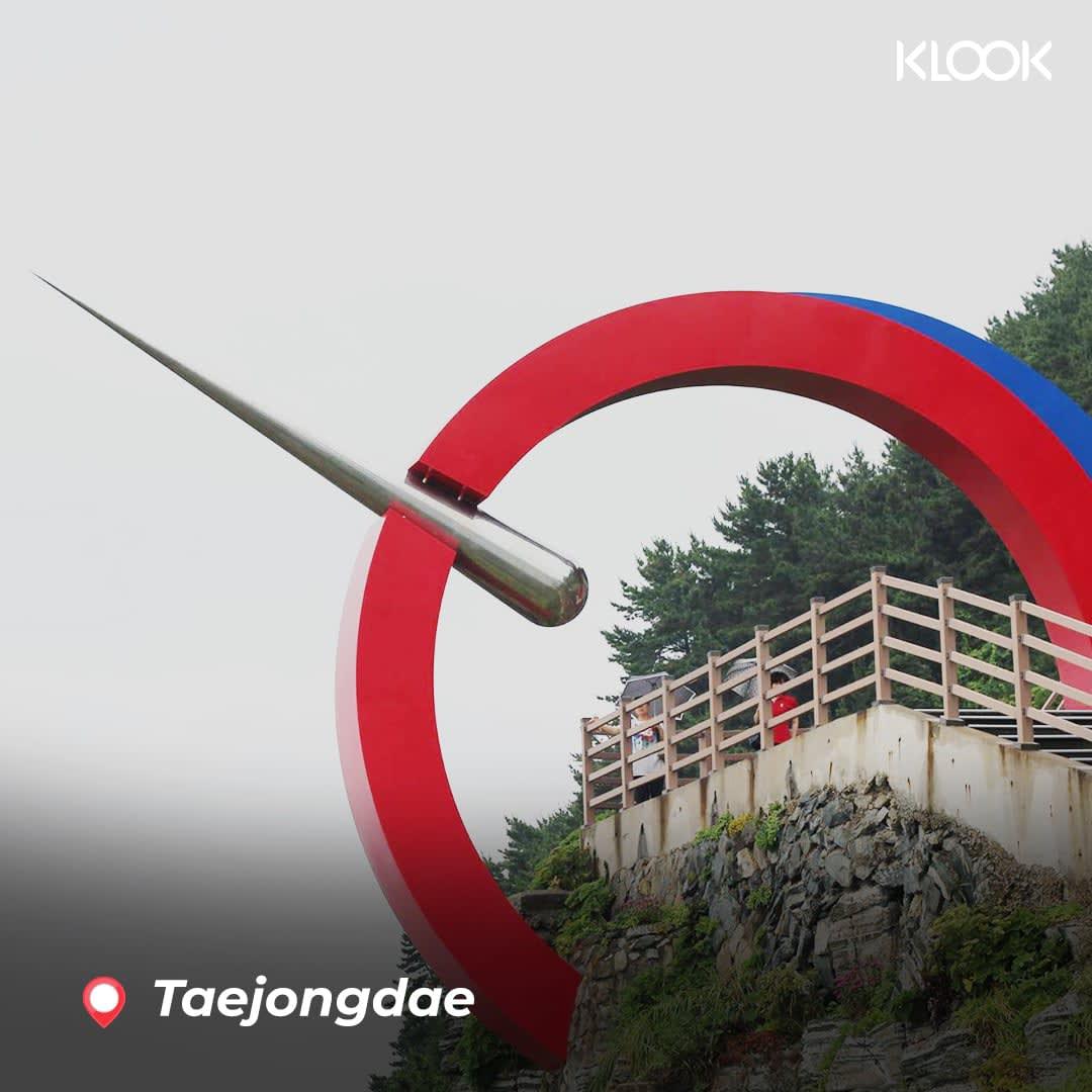 tajongdae hàn quốc